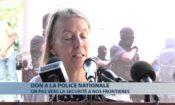 Lutte contre la criminalité : les Etats-Unis offrent du matériel à la Police nationale